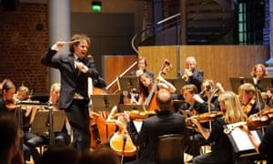 The Aurora Orchestra and Nicholas Collon