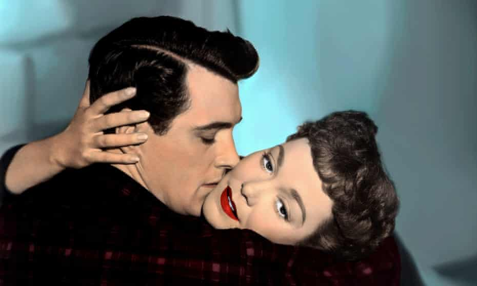 Rock Hudson and Jane Wyman in Douglas Sirk's All That Heaven Allows.