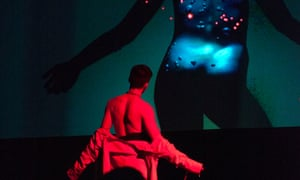 Challenging musical conformity … Arca and Jesse Kanda.