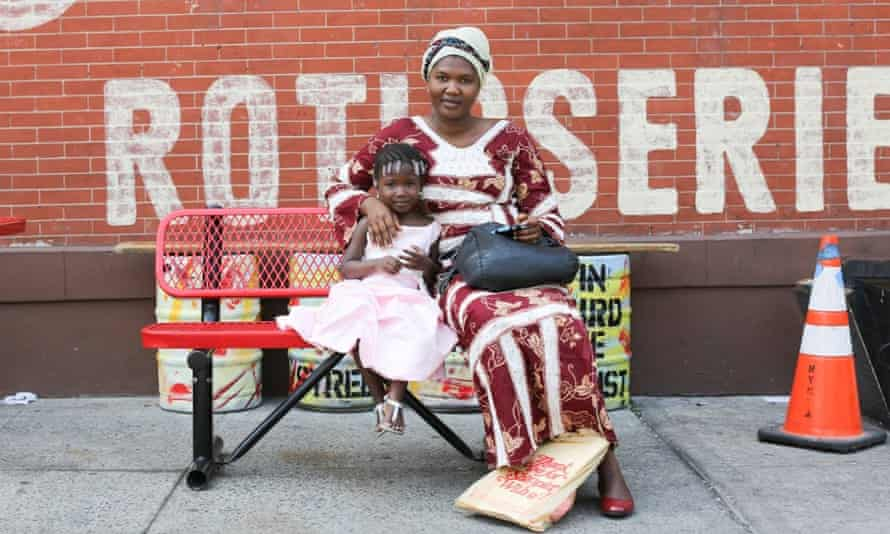 'We don't very well speak English yet.' Photograph from Humans of New York
