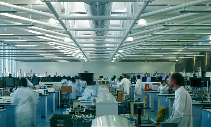 London Metropolitan University's super-lab