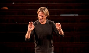 Eric Whitacre, in rehearsal and concert at Union Chapel, Islington