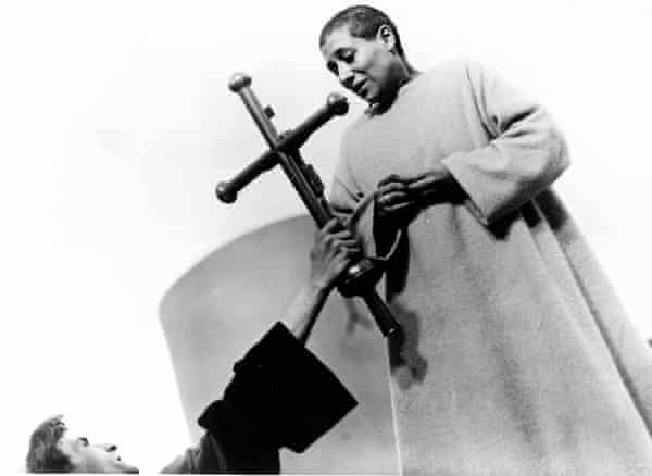 Undeniable power … The Passion of Joan of Arc