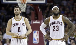 Kevin Love and LeBron James will most likely be returning to the Cleveland Cavaliers. Other teams weren't as fortunate.