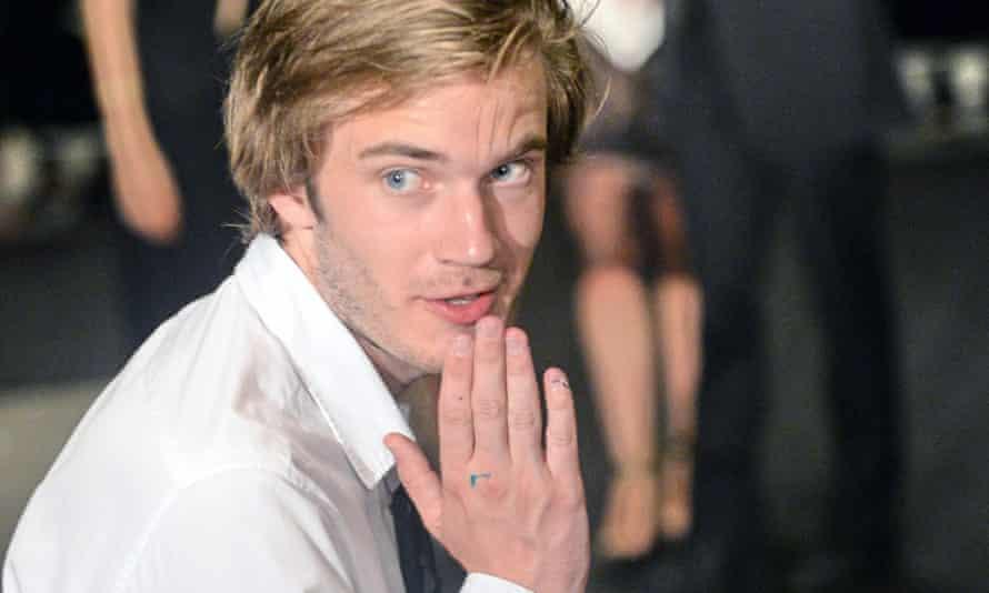 """Felix """"PewDiePie"""" Kjellberg is one of YouTube's biggest stars."""