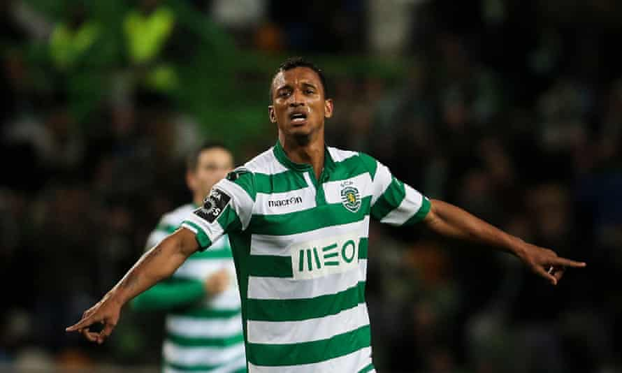 Nani spent last season on loan at Sporting and scored 11 goals, more than in any single season with Manchester United.