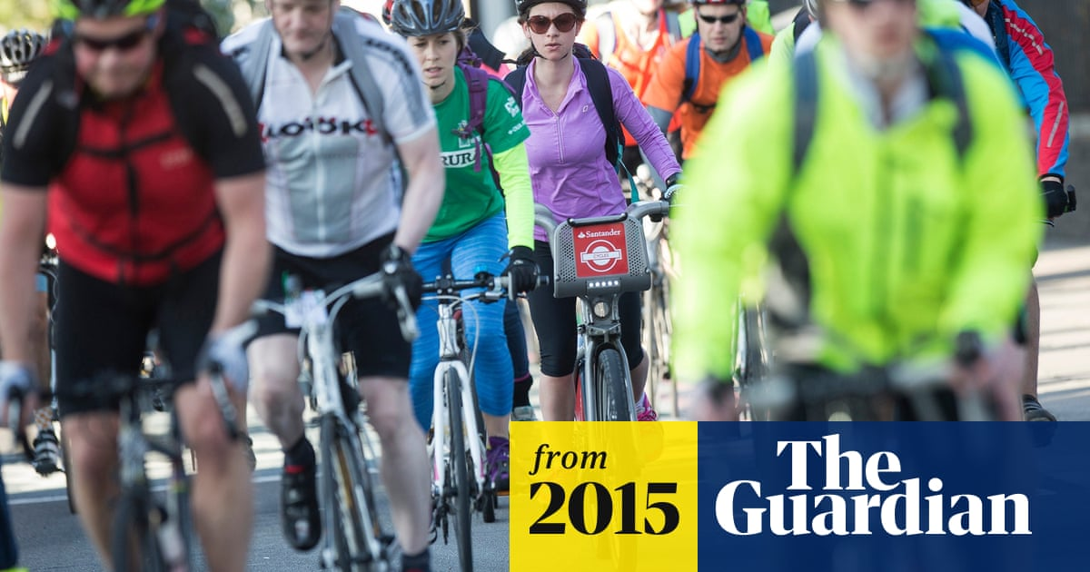 6ea1472991b 'If there aren't as many women cycling as men … you need better  infrastructure'