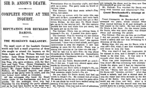 The Manchester Guardian, 9 July 1914.