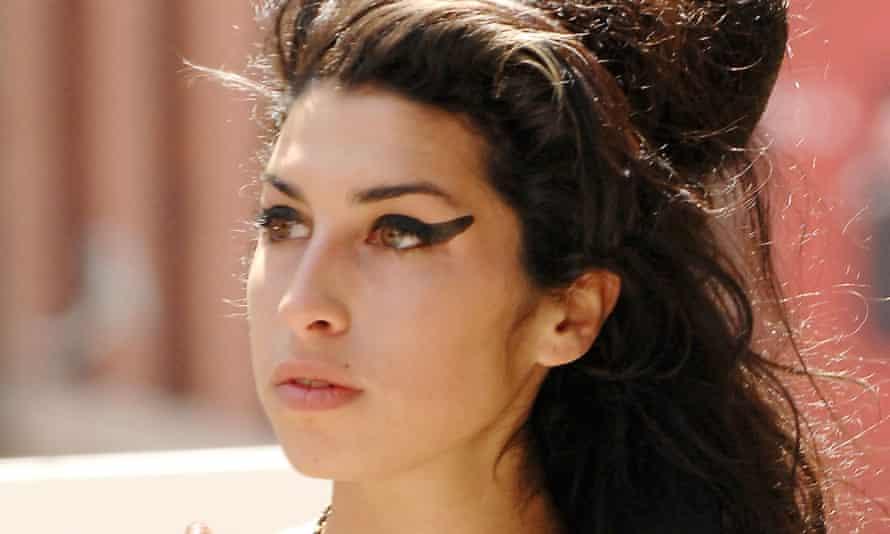 Amy Winehouse in 2007.