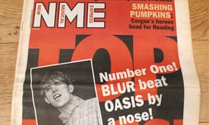 The NME issue from 26 August 1995.