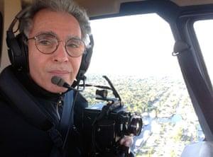 Jeffrey Milstein at work