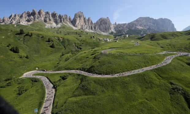 Maratone dles Dolomites