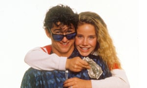 Amanda Peterson A Career In Clips Film The Guardian