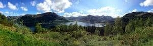 Mam Ratagan Pass, Scotland