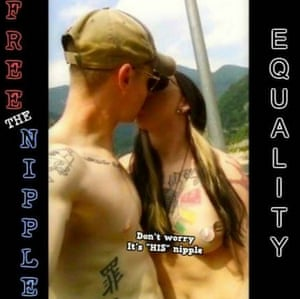 It's all about equality.