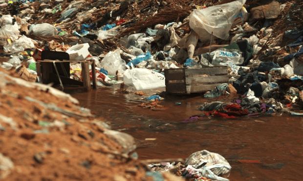 Cateura is home to Asunción's main rubbish dump.