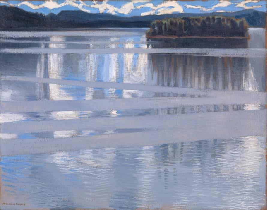'Gorgeous crowd-pleaser' Lake Keitele, 1905, by Akseli Gallen-Kallela, chosen by Chris Watson.