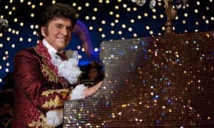 Michael Douglas as Liberace in Behind the Candelabra, 2013.