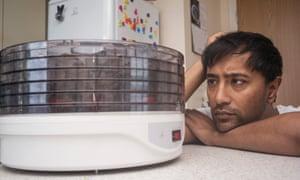 Why are we waiting? Rhik Samadder tests My Kitchen Food Dehydrator.