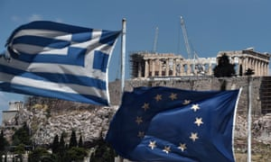 EU leaders have just five days to reach a deal to stop Greece tumbling out of the eurozone. Aris Messinis/AFP/Getty Images