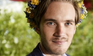 YouTube star PewDiePie responds to 'haters' over $7 4m