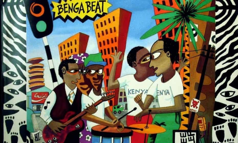 Shirati Jazz's Benga Beat