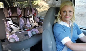 As Leslie Knope in Parks And Recreation.