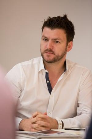 James Whatley, digital director at ad agency Ogilvy & Mather Advertising