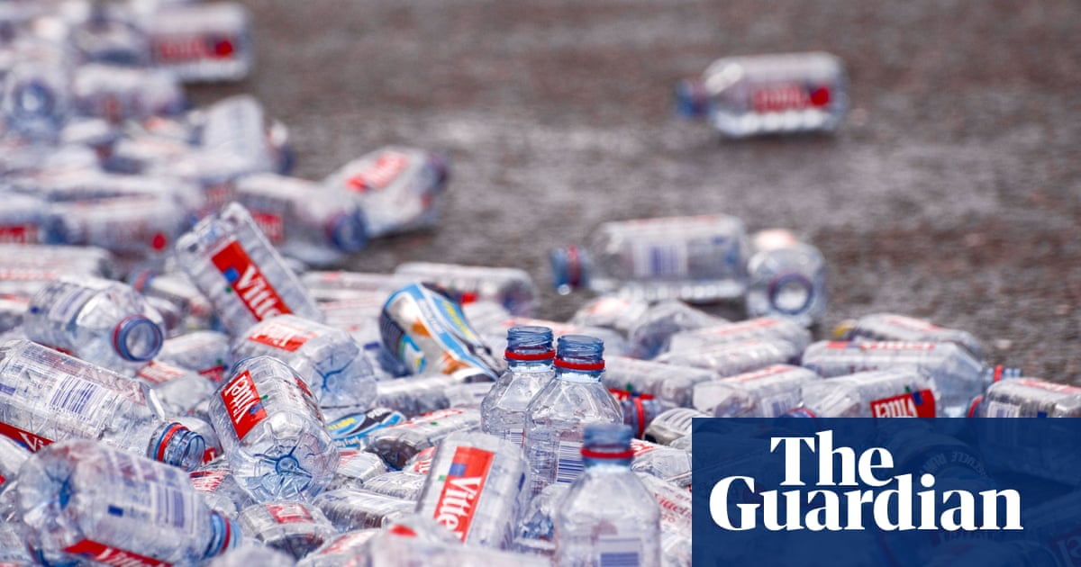 The madness of drinking bottled water shipped halfway round