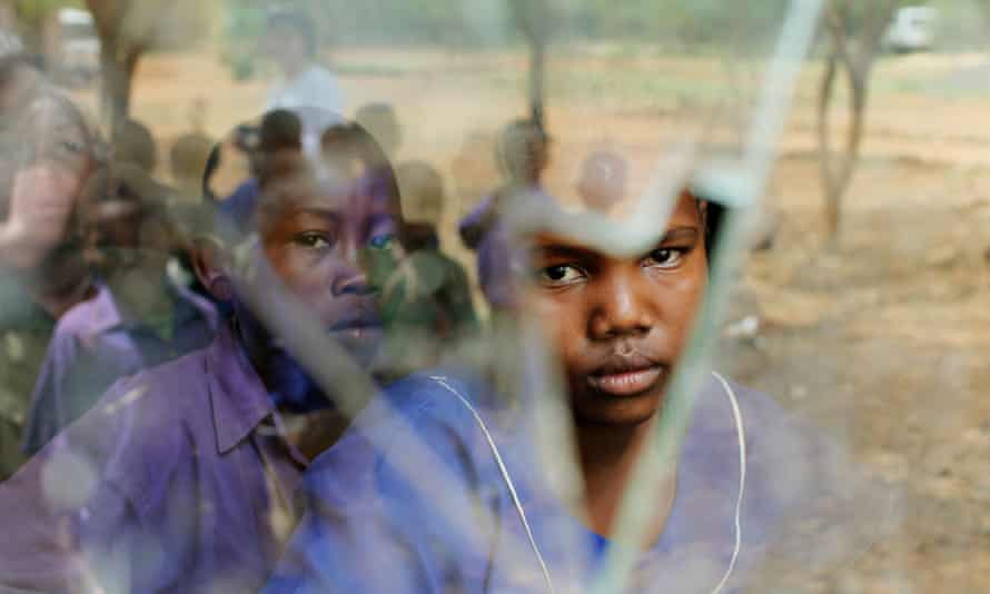 In Tanzania only 36% of children go to secondary school.