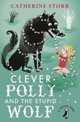 Jacket for Clever Polly and the Stupid Wolf