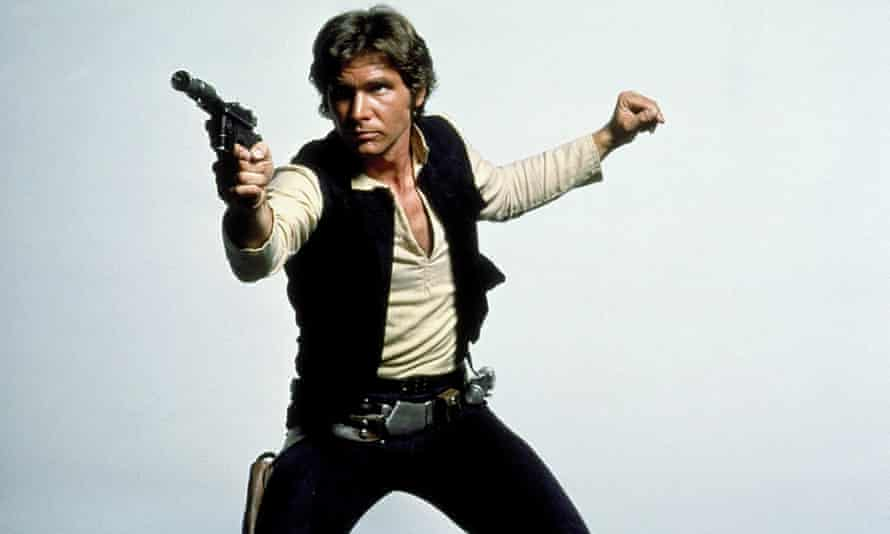 Gunning for the Force, but why? …Han Solo.