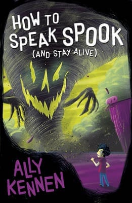 Jacket for How to Speak Spook
