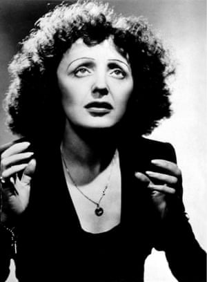 Why no mention of Edith Piaf?