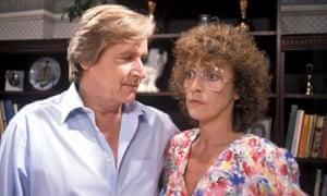 Ken and Deirdre Barlow.