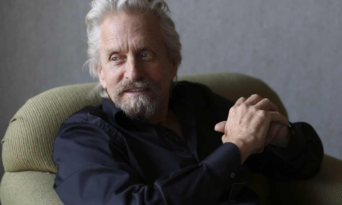 Michael Douglas: American male actors are too 'asexual' to get film roles