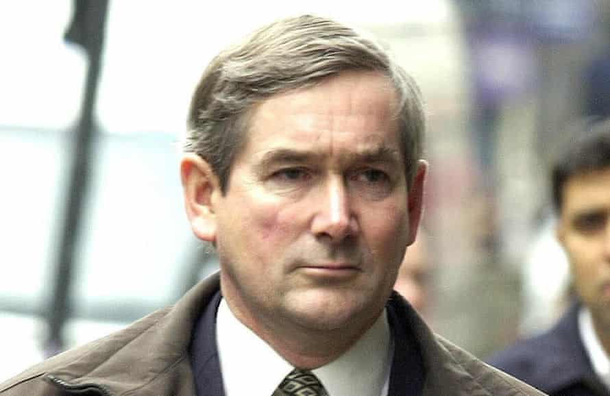 Former Information Commissioner Richard Thomas who closed down a blacklist in 2009.