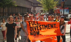 Warwick University in Coventry divests fromfossil fuels