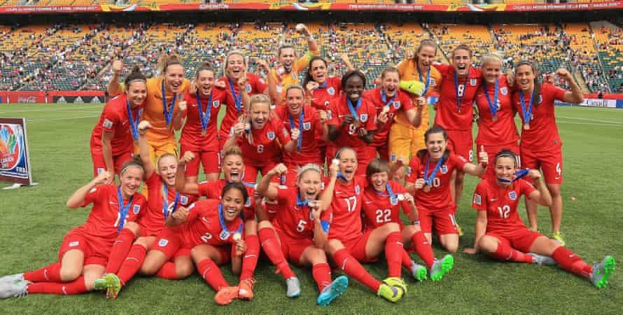 England women's team