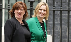 amber rudd and nicky morgan