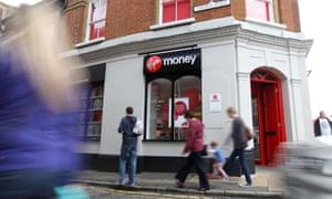 Virgin Money store