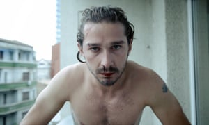 Shia LaBeouf in The Necessary Death of Charlie Countryman.