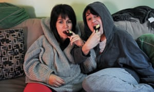 Living large: the stars of Broad City.