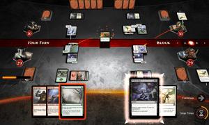Screenshot from Magic Duels: Origins
