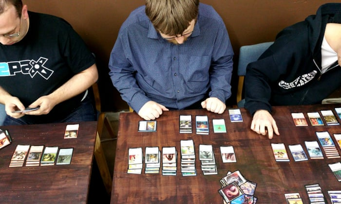 how magic the gathering became a pop culture hit and where it