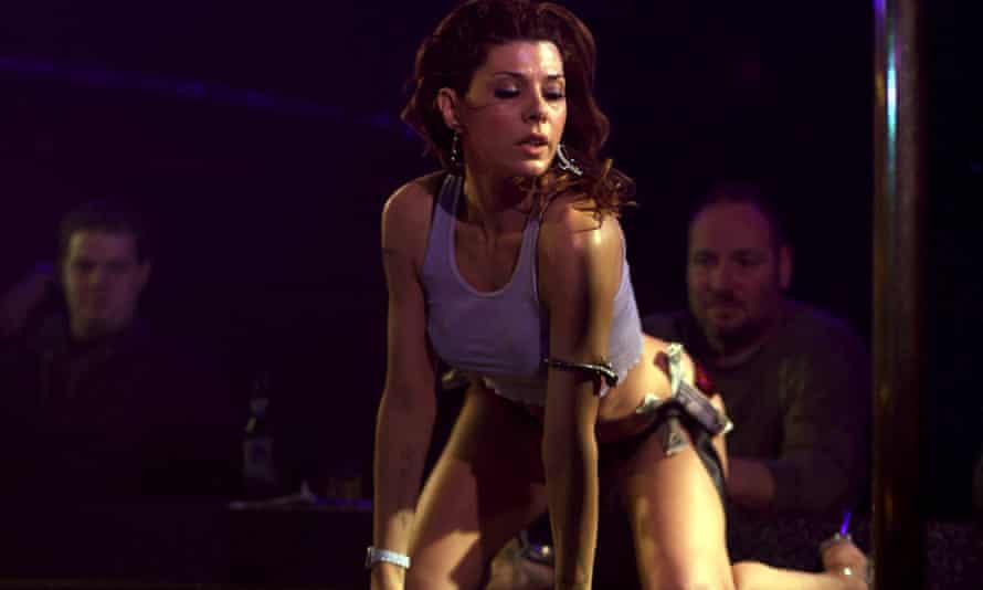 Marisa Tomei in The Wrestler.