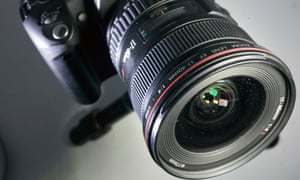 The lens was signed for ... but eBay still refunded the  buyer.