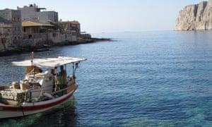 Gerolimenas on the Peloponnese.