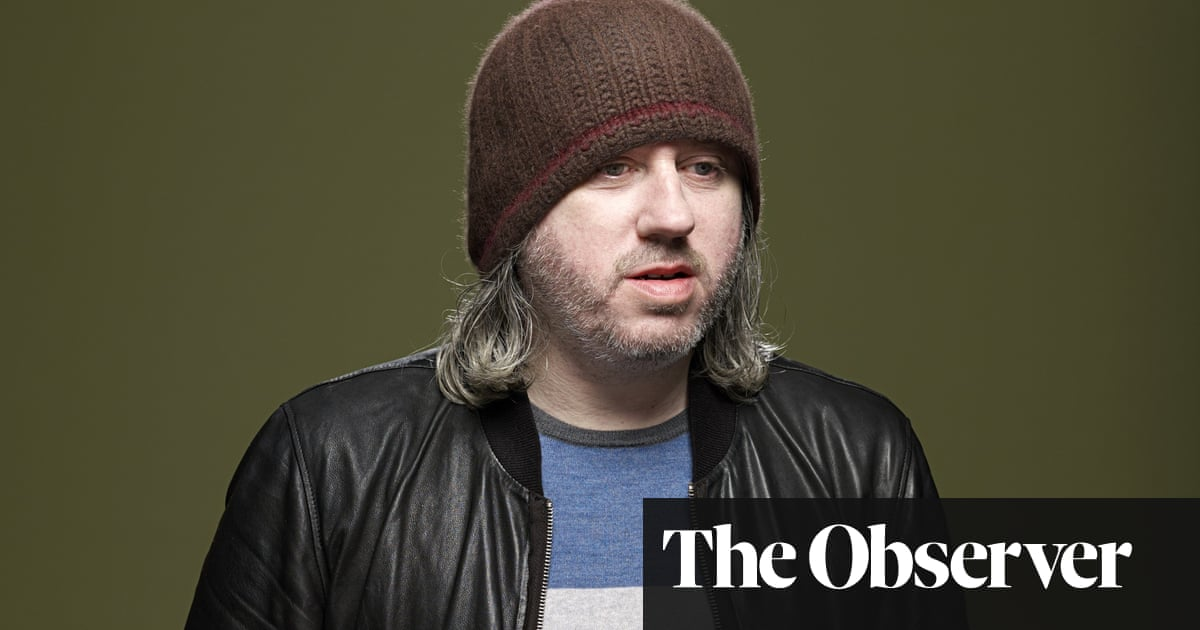 Badly Drawn Boy: 'Music has saved me in a lot of ways