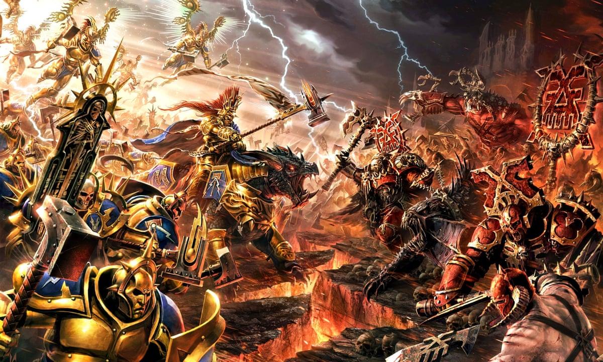 Warhammer A Beginner S Guide To The Legendary Battle